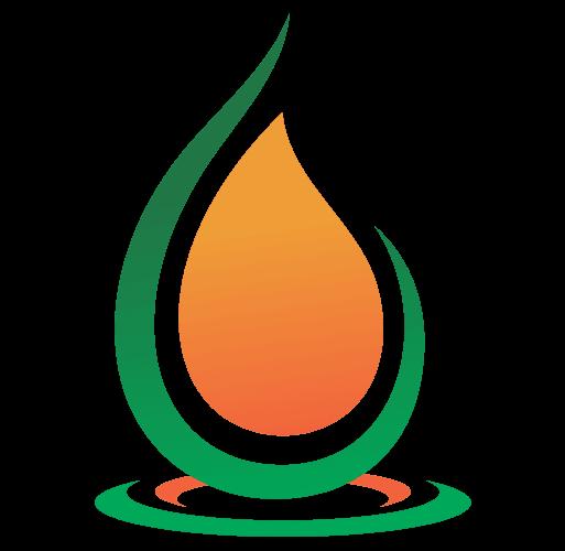 essential oils logo square