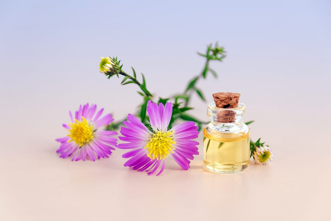 aromatherapy for a better sleep